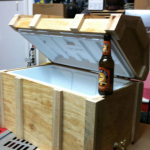 What This Guy Did With An Ordinary Cooler Is Just Epic. Seriously Matey, You Will Love It.